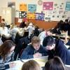 Participation à «Mathématiques sans frontières»