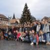 Visite des correspondants de Leipzig