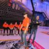 Les élèves de 4e à  L'EURO SPACE CENTER