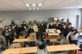 La classe de 3e B se mobilise